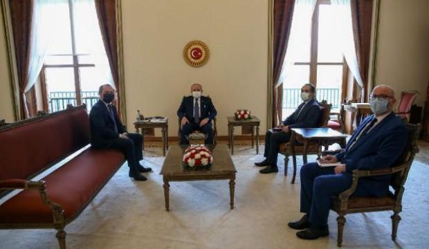 Şentop: Tacikistan ve Kırgızistan arasındaki sorunun çözülmesini istiyoruz