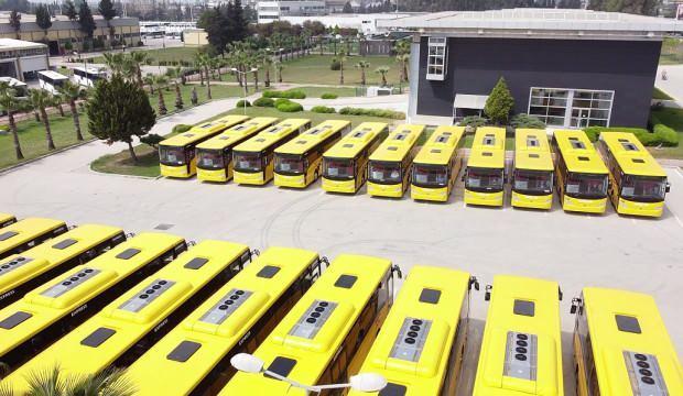 TEMSA'dan Avrupa'nın merkezine büyük otobüs teslimatı