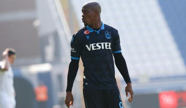 Trabzonspor'da Nwakaeme soru işareti