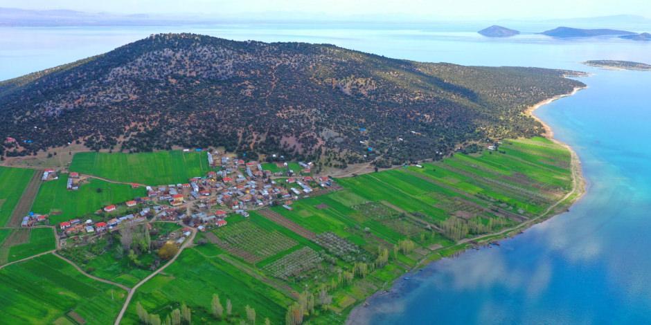 Türkiye'nin tek ada köyü: Mada