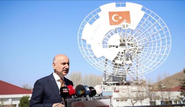 Türksat 5A yörüngesine ulaştı