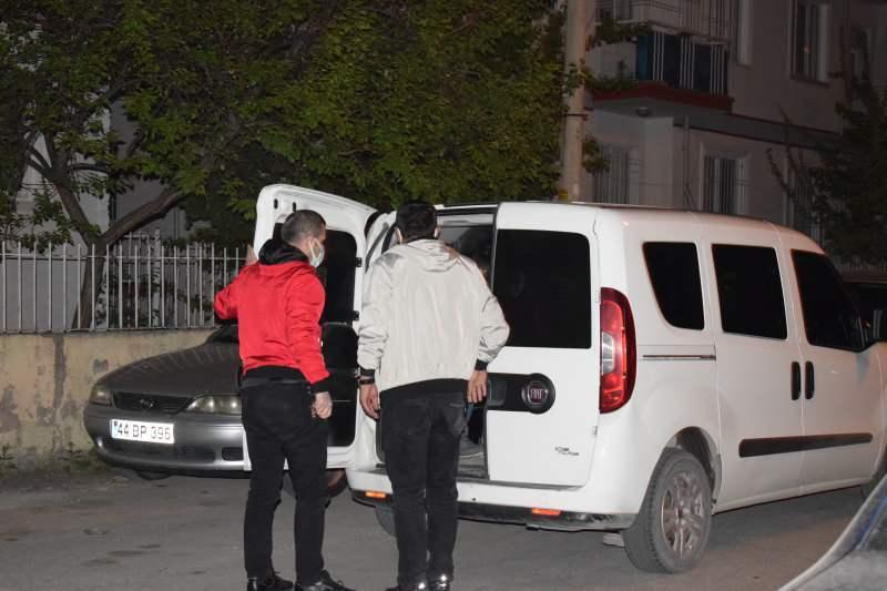 Malatya'da iki grup arasında silahlı kavga