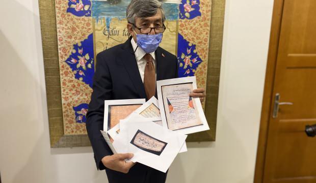 Vatikan'ın arşivinden Yunus Emre çıktı