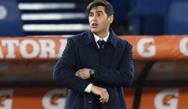 Roma, Paulo Fonseca'nın görevine son verdi