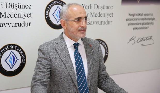 Yalçın Topçu'dan Türk Milliyetçileri günü mesajı