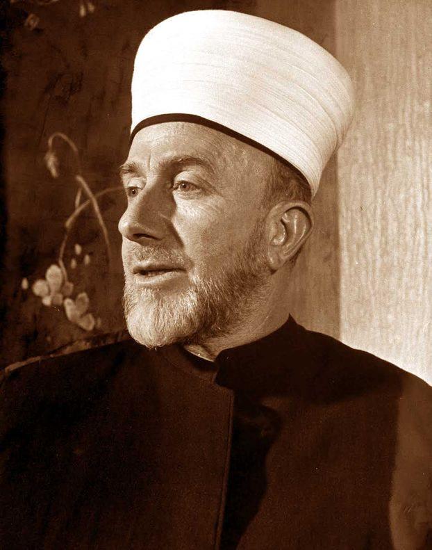 Kudüs Büyük Müftüsü Emin el-Hüseynî.