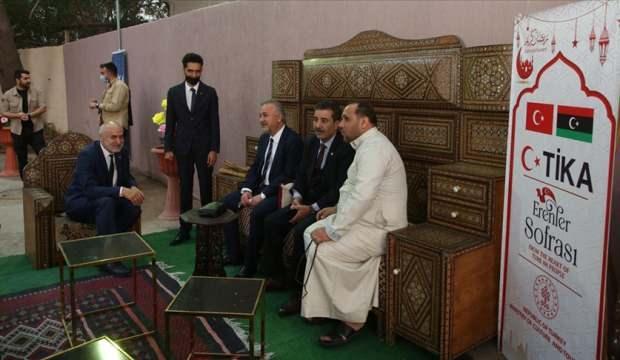 Libya daveti: Türkiye için büyük fırsatlar var