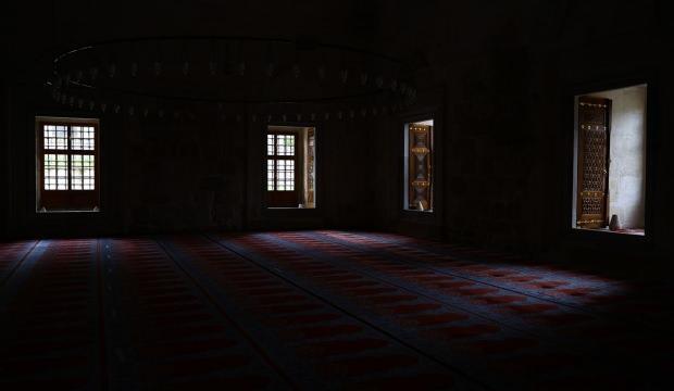 Osmanlı mimarisinin özgün eseri: Üç Şerefeli Cami