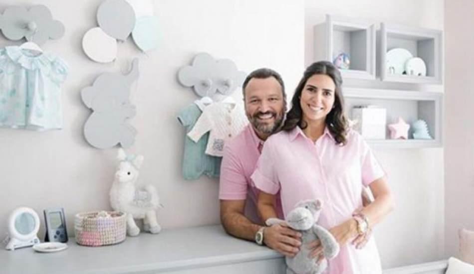 Ali Sunal ile Nazlı Kurbanzade çiftinin bebeklerinin cinsiyeti belli oldu!