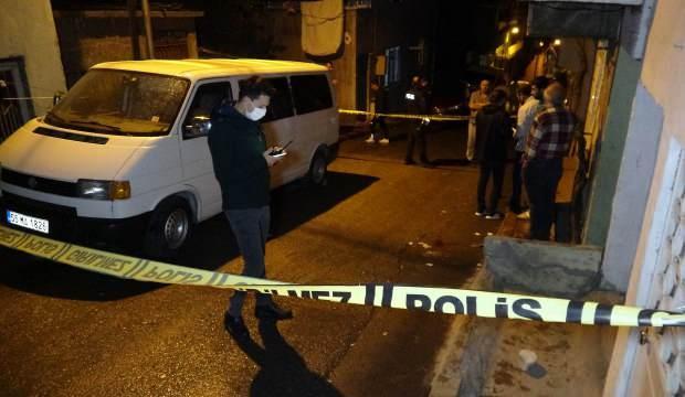 Askerden yeni gelen genç evinin önünde tüfekle öldürüldü