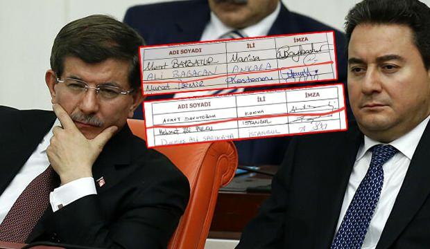 Babacan ve Davutoğlu'nun siyasi ikiyüzlülüğünün işte belgesi - GÜNCEL Haberleri