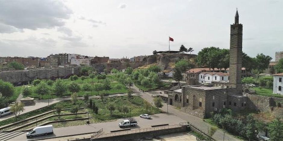 Diyarbakır'da hedef 5 milyon turist!