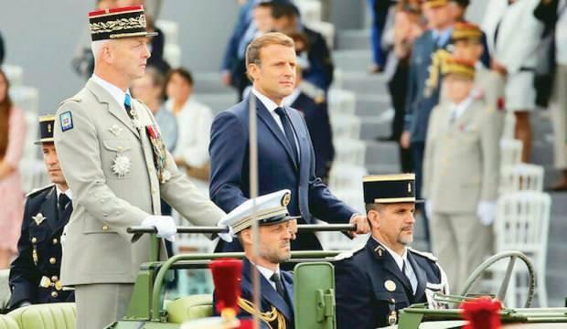 Fransa'da üçüncü muhtıra!