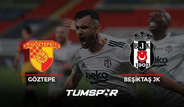 Göztepe Beşiktaş maçı geniş özeti ve golleri (BeIN Sports) Şampiyon Kara Kartal!
