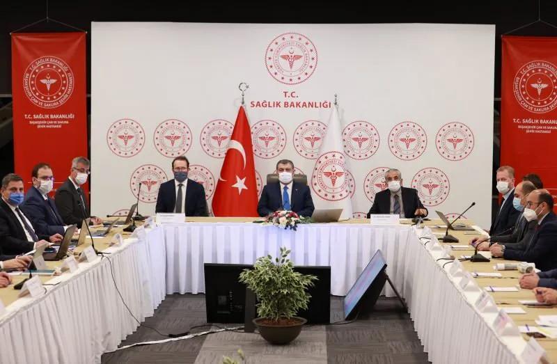 Sağlık Bakanı Fahrettin Koca, İstanbul, koronavirüs