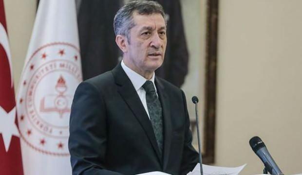 Milli Eğitim Bakanı Selçuk'tan son dakika açıklaması