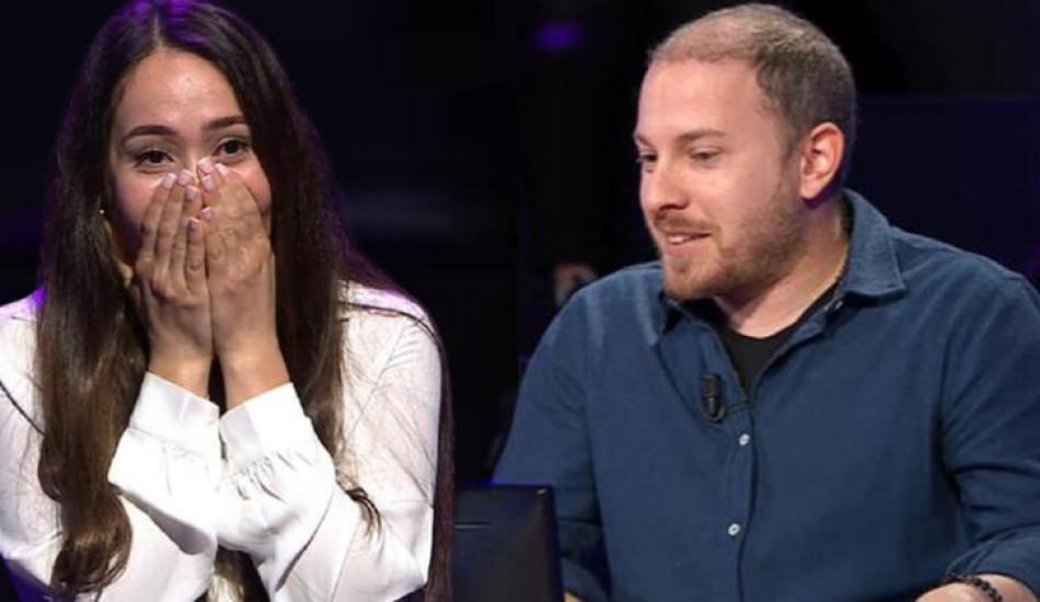 Milyoner'de evlilik teklif eden yarışmacı 'Sihirli Annem' oyuncusu çıktı