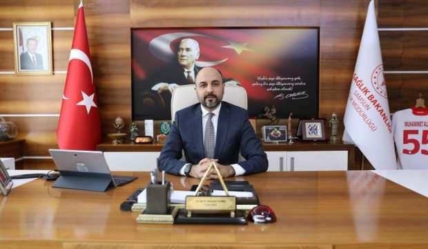 İl Sağlık müdürü açıkladı: Samsun'da ilk kez 2 ilçe turuncu oldu!