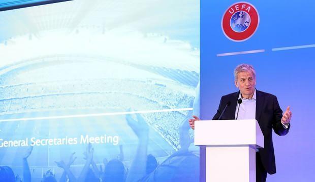 Servet Yardımcı'dan finalin İstanbul'dan alınmasıyla ilgili açıklama