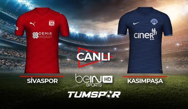 Sivasspor Kasımpaşa maçı canlı izle! BeIN Sports Sivas Kasımpaşa maçı canlı skor takip!