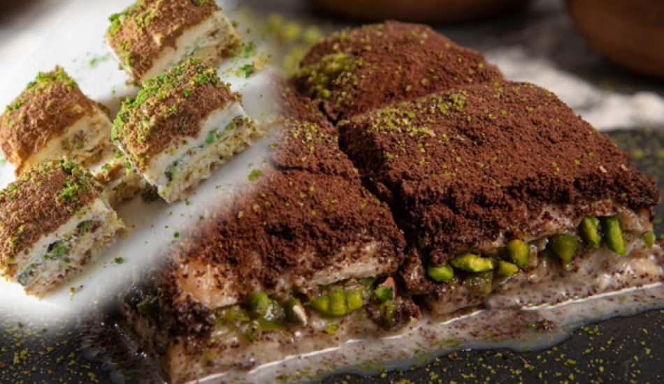 Sütlü soğuk baklava kilo aldırır mı? Soğuk baklava kaç kalori? Diyet soğuk baklava tarifi