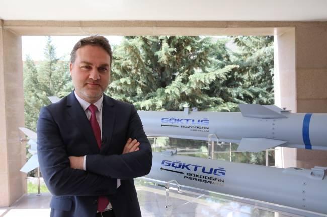 TÜBİTAK SAGE Enstitü Müdürü Gürcan Okumuş