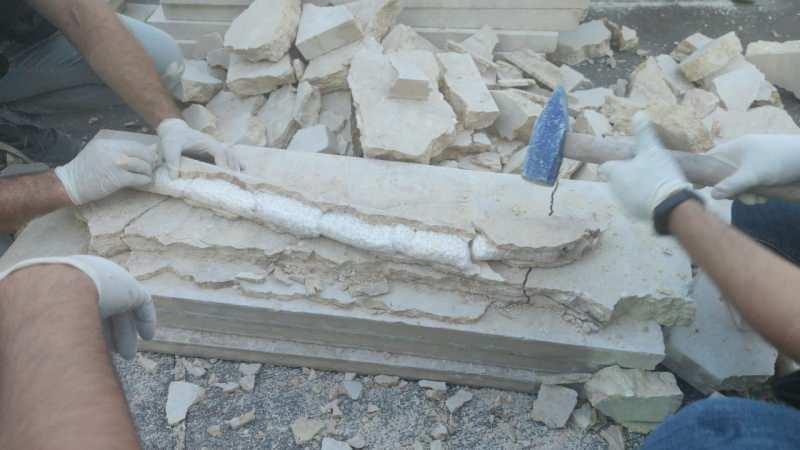 İskenderun Limanı'nda 1072,6 kilo 'Captagon' hapı ele geçirildi
