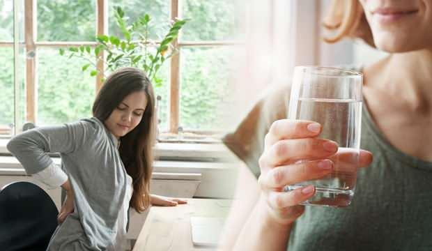 Su içmeyi unutanlar dikkat! Böbrek hastalığına neden oluyor