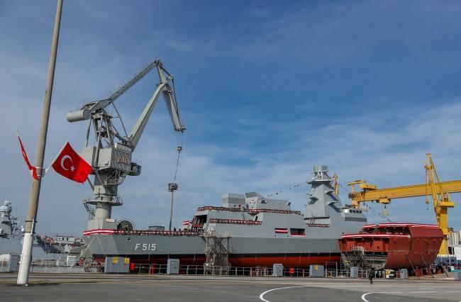 [Türkiye son yıllarda gemi inşa konusunda son derece başarılı işlere imza atmaya başladı.