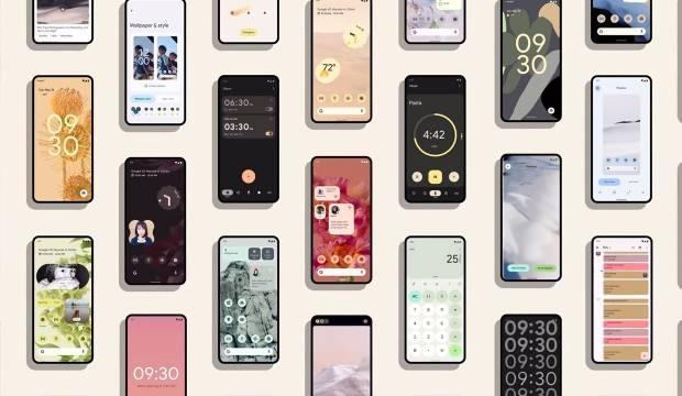 Android 12 güncellemesi alan akıllı telefonlar - TEKNOLOJİ Haberleri