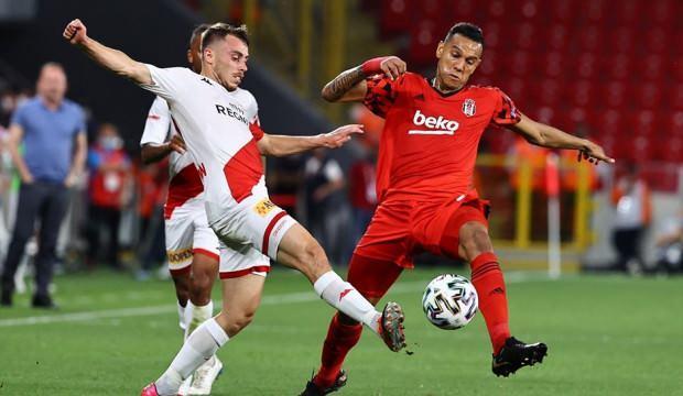 Beşiktaş ve Antalyaspor, PFDK'ya sevk edildi