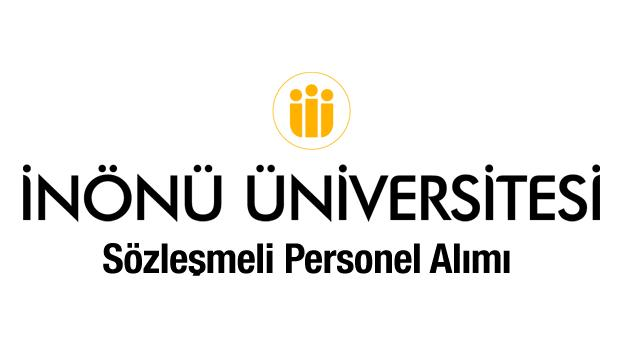 İnönü Üniversitesi sınavsız personel alımı! Büro memuru, sağlık teknikeri, hemşire...