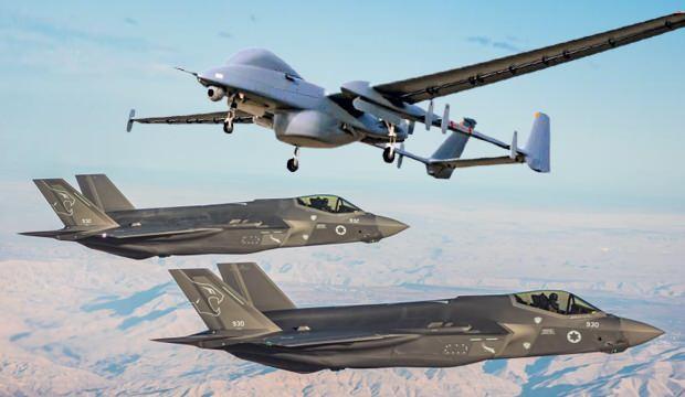 İsrail'in Gazze katliamında SİHA ve F-35 iddiası