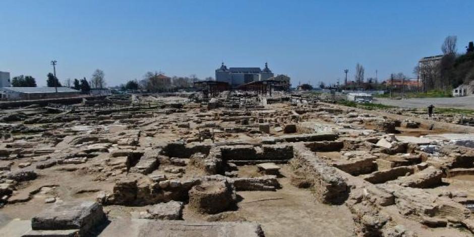 'Körler Ülkesi'nin 2 bin 400 yıllık anıtı