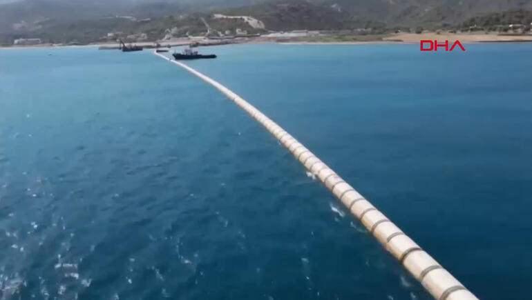 KKTC Sulamaları İletim Tüneli