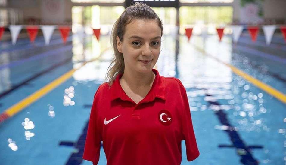 Milli paralimpik yüzücü Sümeyye Boyacı, Avrupa üçüncüsü oldu!