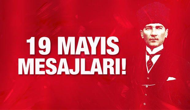 Resimli 19 Mayıs mesajları! 2021Türk bayrağı ve Atatürk görselli 19 Mayıs sözleri!