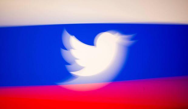 Rusya içerikleri silen Twitter'ın yasağını kaldırdı