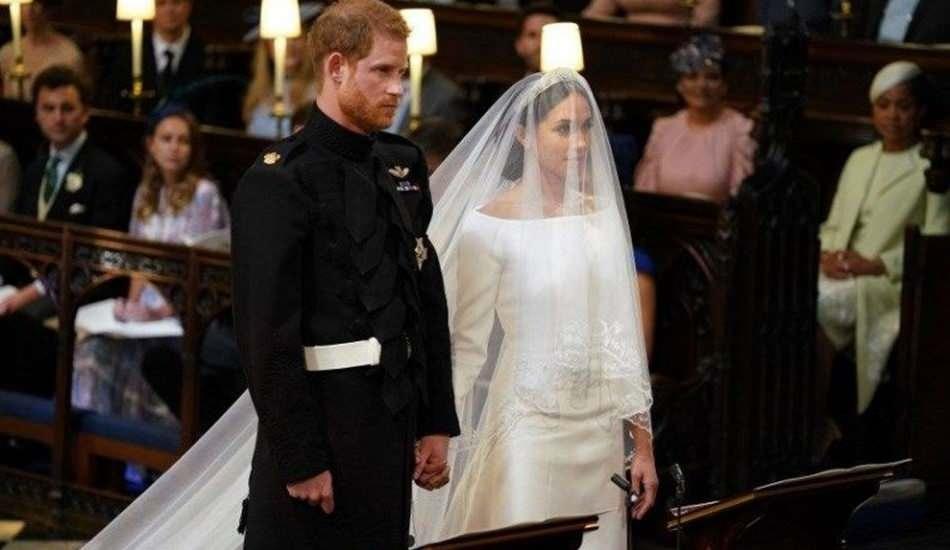 Saray Meghan Markle ve Prens Harry'nin evlilik yıl dönümünü kutlamadı!