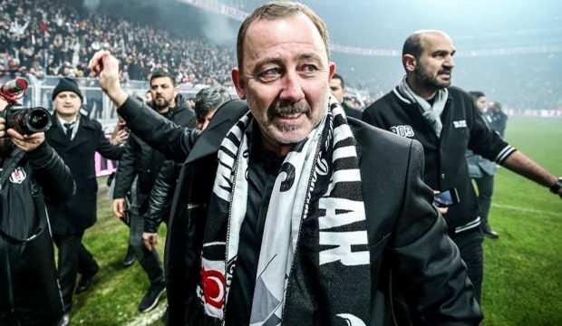 Son dakika: Beşiktaş Sergen Yalçın'la anlaşmaya vardı