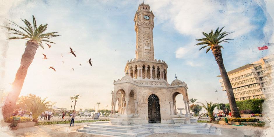 SunExpress, İzmir'i dünyaya tanıtacak