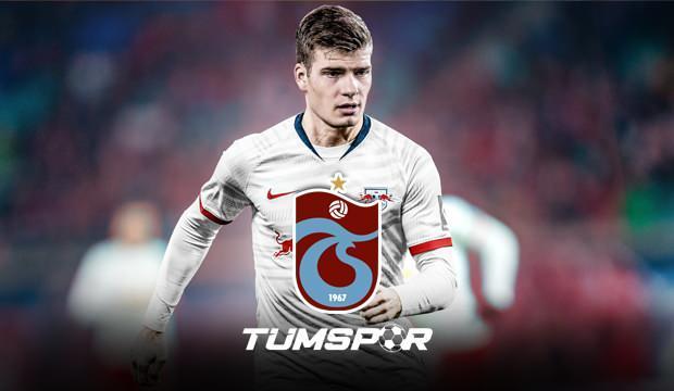 Alexander Sörloth Bordo Mavili formaya yakın! Son dakika Trabzonspor transfer haberi!