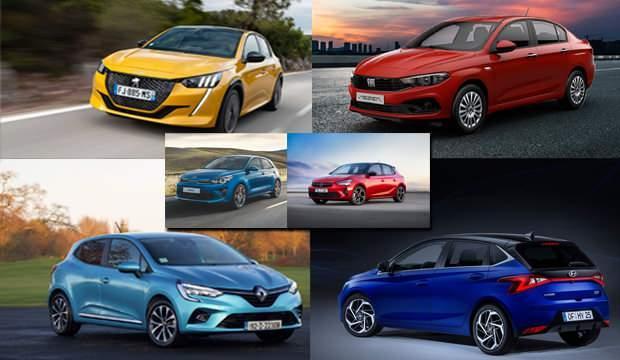 Türkiye'nin en ucuz sıfır araç modelleri listesi değişiyor! Renault Dacia Hyundai Fiat Kia Opel Peugeot ...