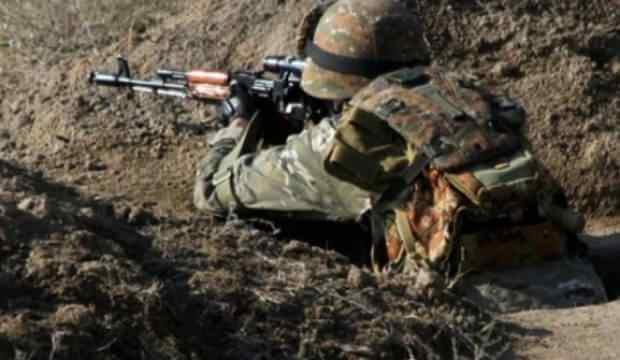 Ermenistan ordusundan Azerbaycan askerlerine saldırı