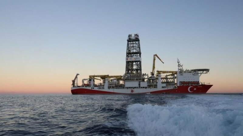 Türkiye'nin ilk sondaj gemisi: Fatih