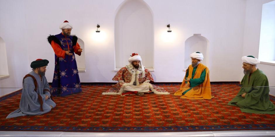 Fatih Sultan Mehmet Müzesi törenle açıldı