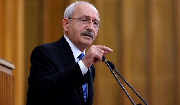 Kılıçdaroğlu, Sedat Peker üzerinden Erdoğan'ı hedef aldı