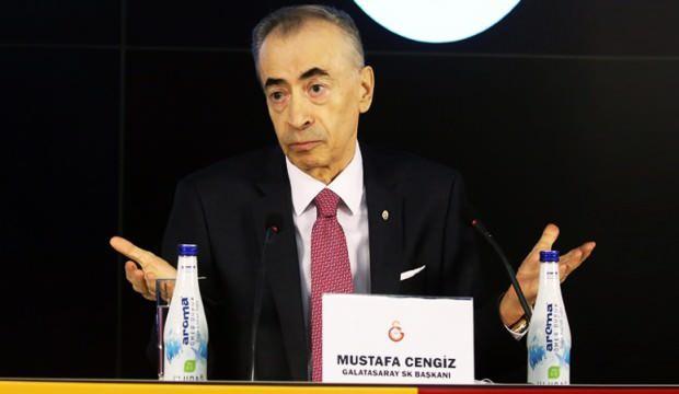 Mustafa Cengiz: Aslan gibi futbolcular