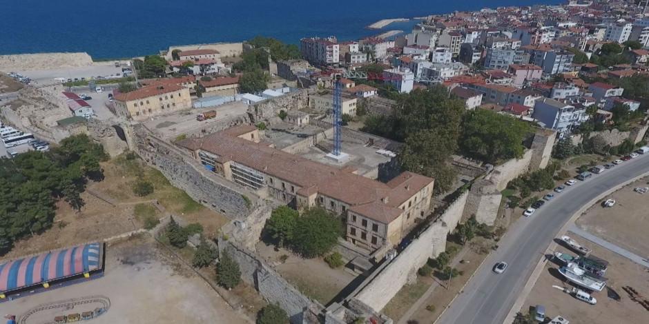 """""""Anadolu'nun Alkatrazı"""" ziyarete kapatıldı"""