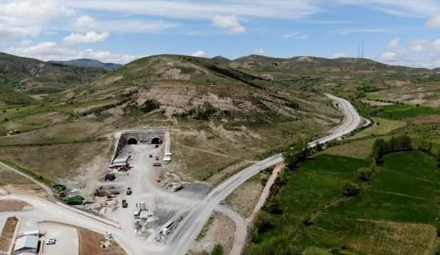Vauk Tüneli'nde kazı işleminin yüzde 30'u tamamlandı